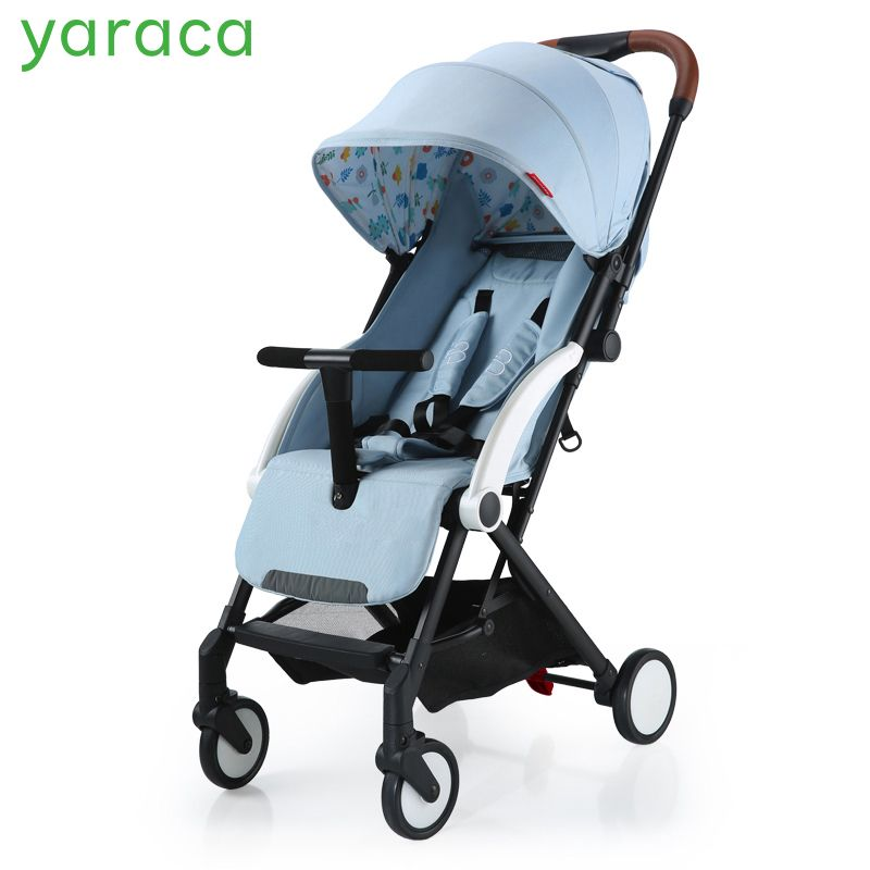 Baby Stroller Folding Baby Carriage Lightweight Prams For Newborns Portable Baby Cart For Travel Sit Lying Mode Baby Pushchair
