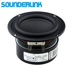 Sounderlink Audio Labs 3'' 25W subwoofer woofer bass speaker driver