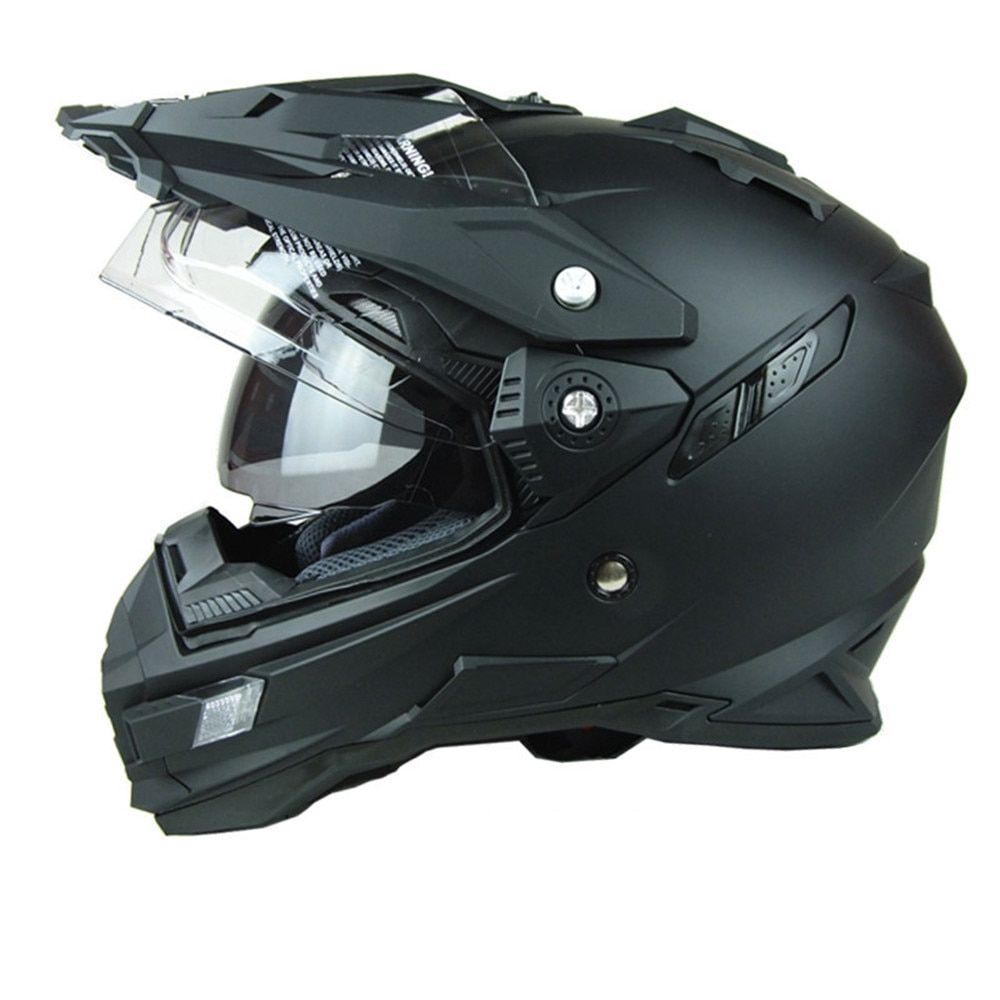 THH mens motorcycle helmets ATV motocorss racing Casco Capacetes moto off road helmets DOT approved S M L XL XXL size