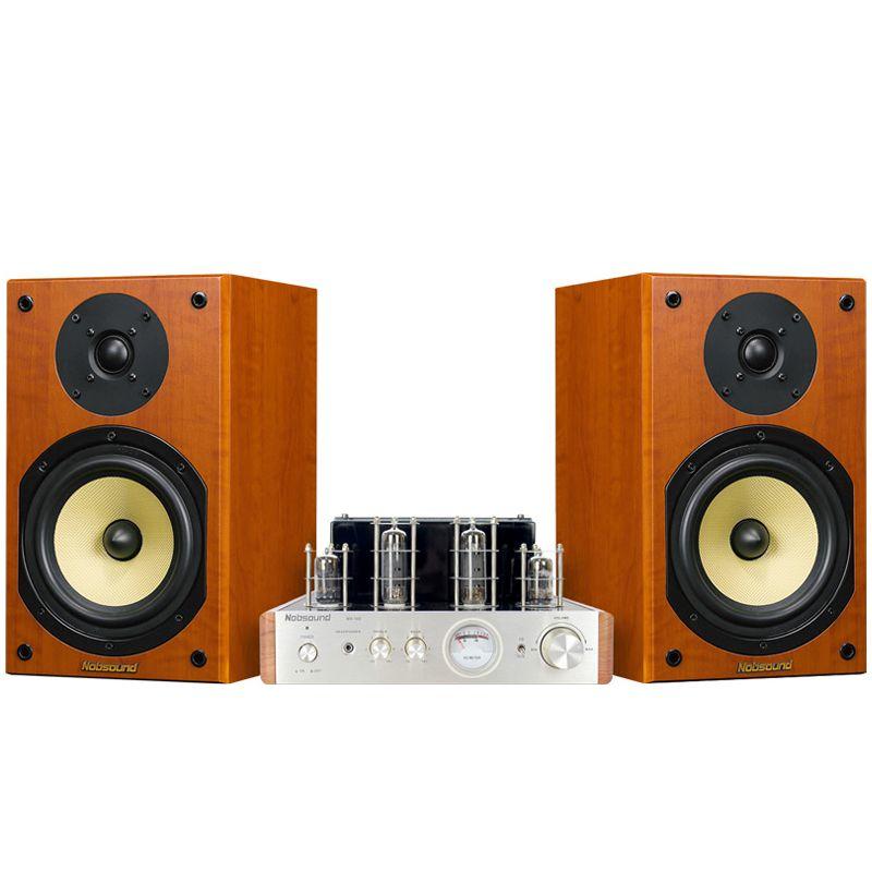 Nobsound CS1020 Fever combo audio hifi package tube bile power amplifier bluetooth tube machine Bluetooth amplifier