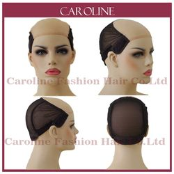 Glueless Lace Wig Cap For Making Wigs With Adjustable Straps Weaving Caps For Women Hair Net & Hairnets Easycap Wholesale  6034