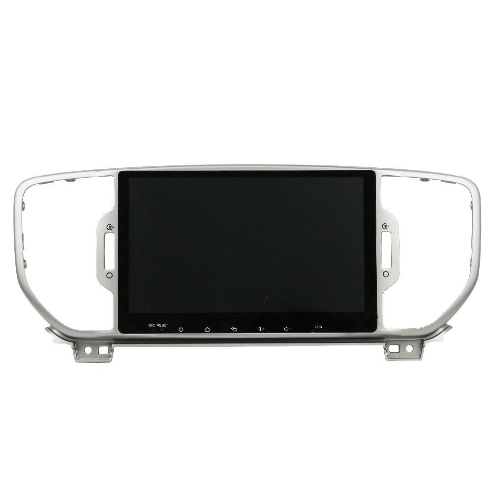OTOJETA android8.0 car multimedia player octa core 4GB ram 32GB rom for Kia Sportage 2016-2018 tape recorder gps stereo headunit