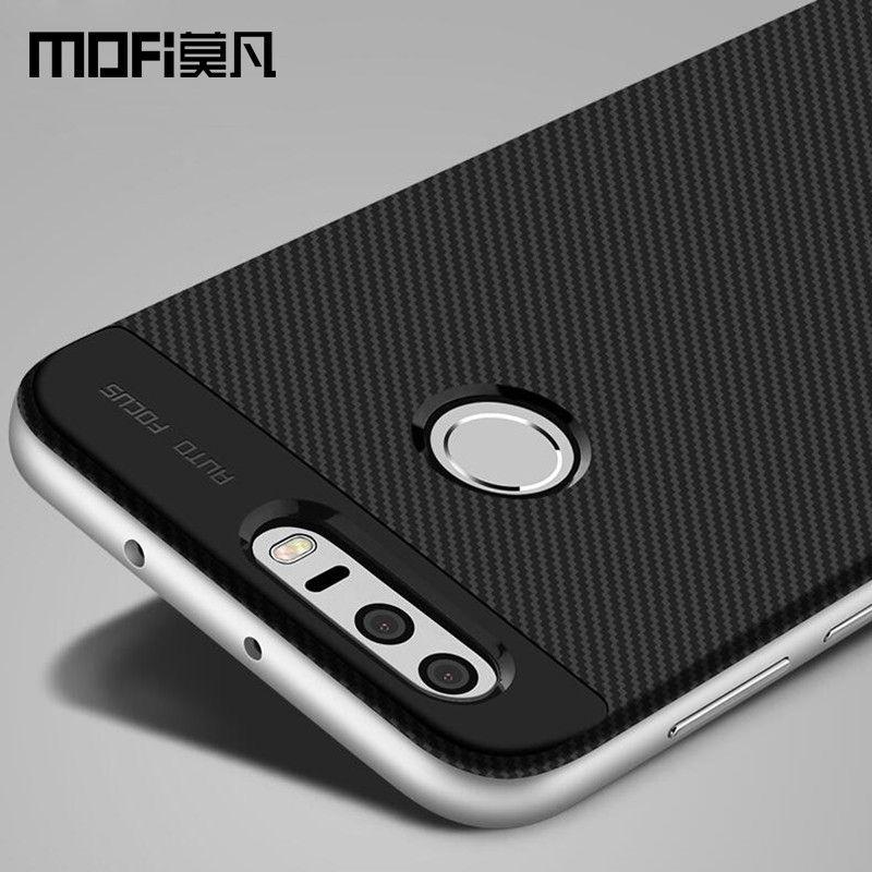 Huawei Honneur 8 cas couverture MOFi d'origine Honneur 8 cas de silicium 5.2 pouce téléphone fundas capa tpu retour coque Honor8 protection