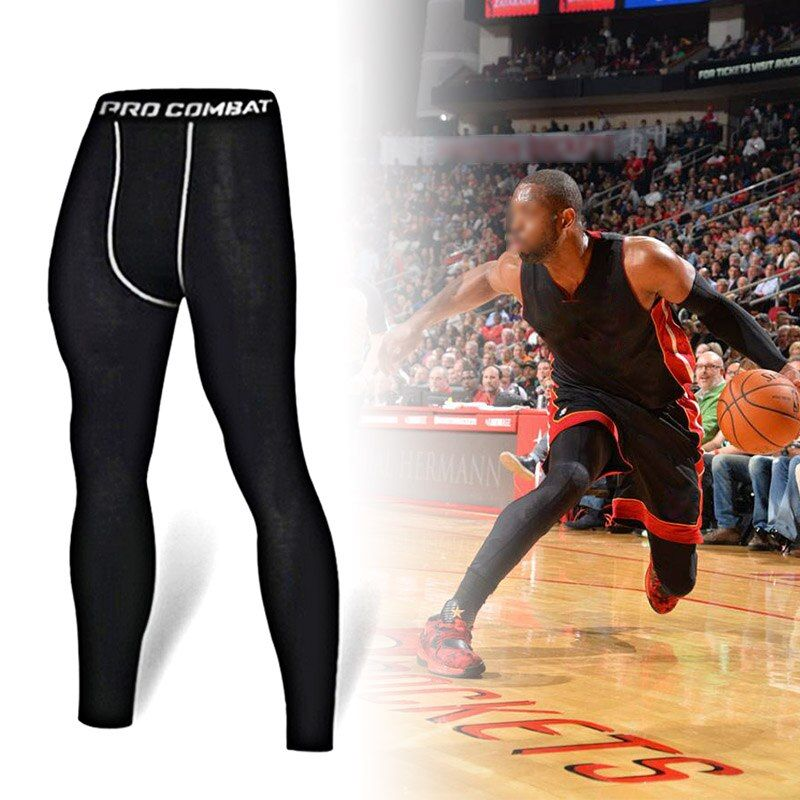 Basketball Compression Pants Sports Running Tights Men Jogging Leggings Fitness Gym Clothing Sport Leggings yoga leggings men