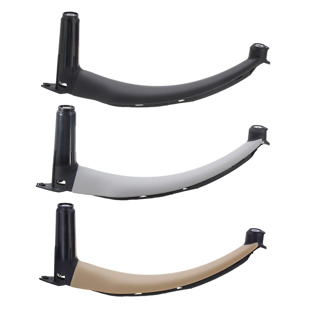 Car Right  Interior Door Handles Inner Door Panel Handle Pull Trim Cover For BMW E70 X5#51-41-6-969-404