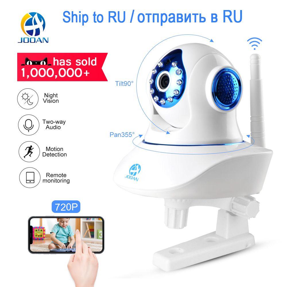 JOOAN Sans Fil Bébé Moniteur Caméra IP wifi 1080 P HD smart Home Security 10 m nuit Vision Vidéo Surveillance Intérieur caméra