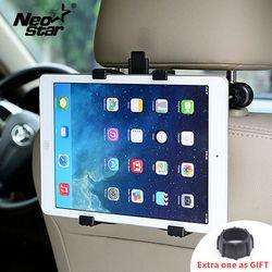 Автомобильное заднее сиденье планшет подголовник держатель Подставка для SAMSUNG M ipad 2 ipad 2/3/4 Air 5 Air 6 ipad mini 1 2 3 4 держатель для планшета ПК