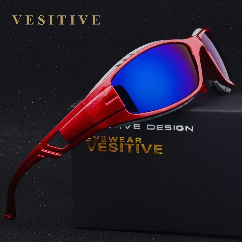Hommes femmes lunettes de soleil polarisées haute qualité Promotion polarisant homme lunettes 2017 Sport Oculos mâle Polaroid lunettes