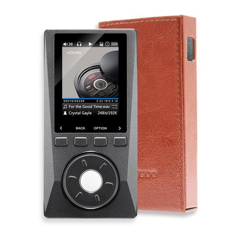 XDUOO X10 HIFI Portable Hi-Res Lossless DSD Music Player AMP Support Optical Output 24Bit/192Khz OPA1612 pk X3