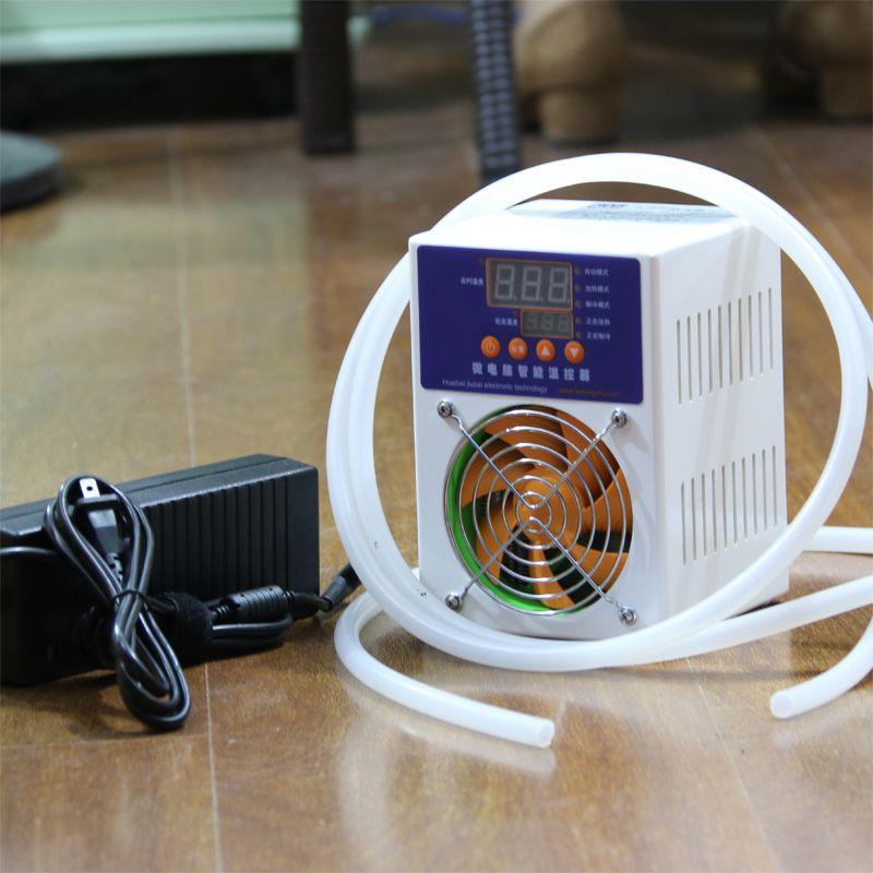 Coospider 1206-72 Watt Kalten Aquarium Mini Wasserkühler Mini-wasserkühler, 20 Liter Zustimmung