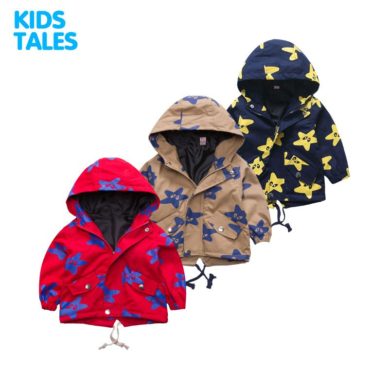2017 Spring Autumn Jackets for Boy Coat Character Jacket 3 Colors Boy's Windbreaker Winter Jacket Kids Children Jacket