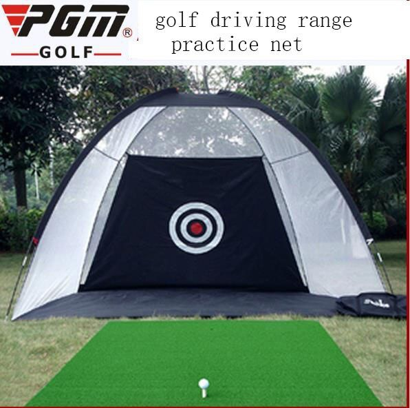 Indoor golf practice net Golf swing <font><b>exerciser</b></font> golf driving range two colours freeshipping
