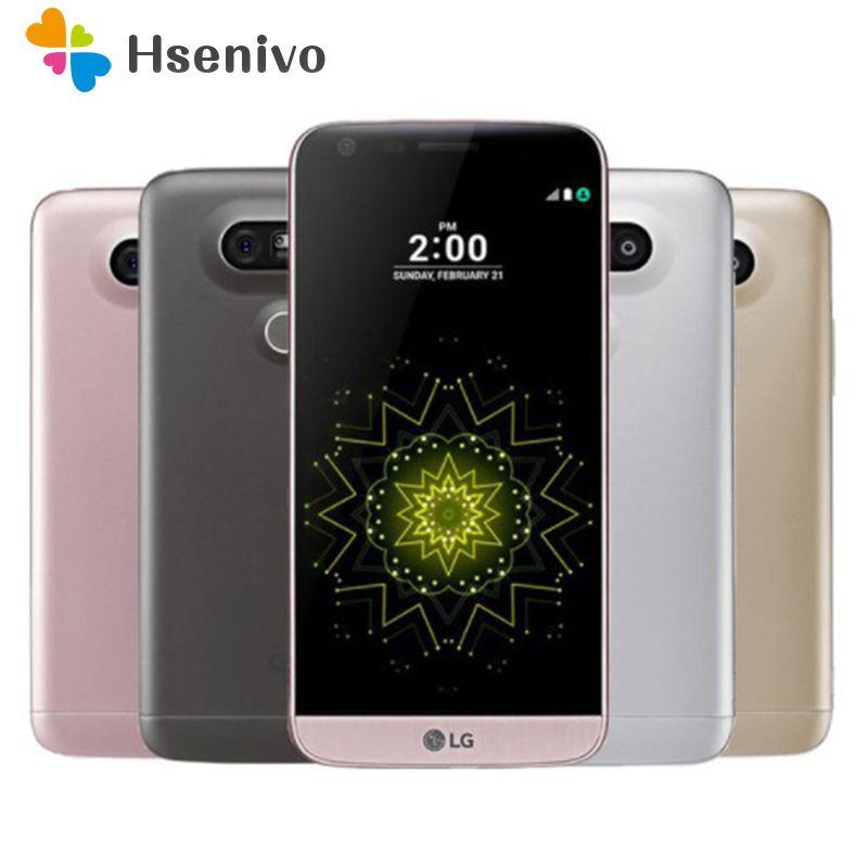 Hot sale Original Unlocked LG G5 SE H840 Snapdragon 652 Quad-core 3GB RAM 32GB ROM 5.3 16MP Fingerprint FDD LTE Smart phone