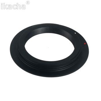 Aluminum M42 Screw Lens For Canon EOS EF  Mount  Adapter Ring Rebel For Canon XSi T1i T2i 1D 550D 500D 60D 50D7D 1000D