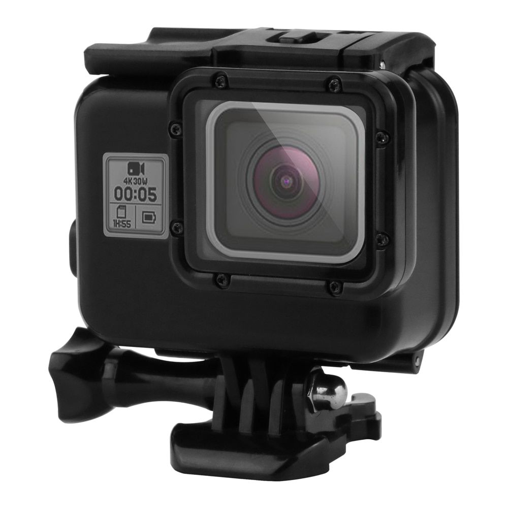 SHOOT 45m Underwater Waterproof Case for Gopro Hero 5 Black Edition Protective Cover Mount Go Pro 5 Case HERO5 Go pro Accessory