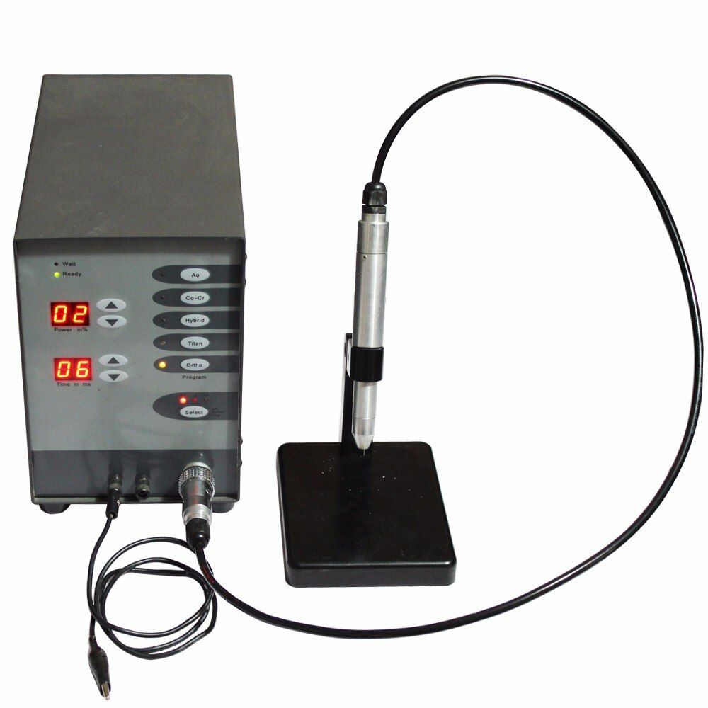 High Power Stainless steel Spot Welding Machine Automatic Numerical Control touch welder pulse argon arc welding machine