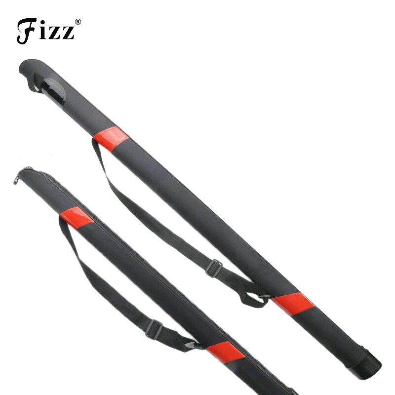 Portable Canvas Fishing Rod Pole Bag Fishing Tackle Bag 85CM 120CM Double Layer Fishing Accessories Equipment Accessories