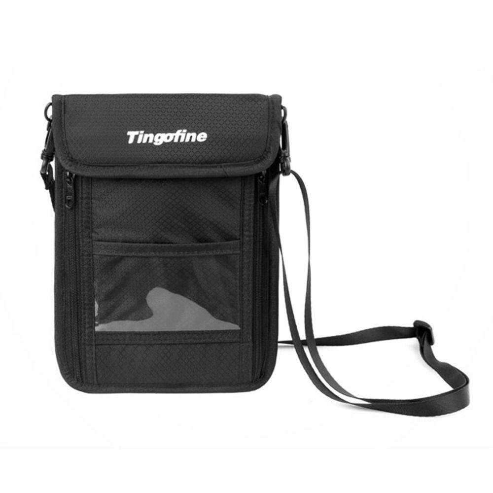 Открытый RFID Anti-Theft охранной кошелек Средства ухода за кожей Шеи мешок путешествия ремешок сумка телефона для паспорта молнии сумка карты