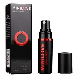 MINILOVE(micro-love) Male sex delay spray 10ml male sex durable spray anti premature ejaculation spray