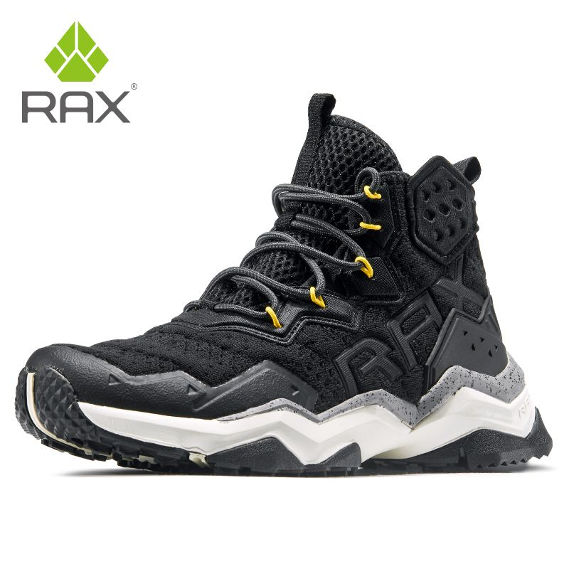 Rax Neue Männer Wandern Schuhe Outdoor Berg Stiefel Trekking Stiefel Unisex Atmungsaktive Sport-Turnschuhe Männer Trekking Schuhe Turnschuhe Männer