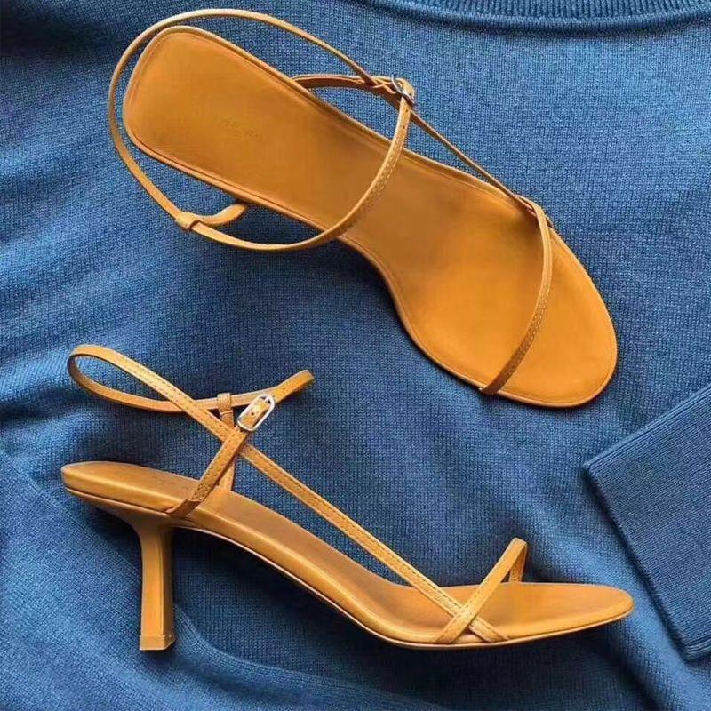 XiuNingYan 2019 Neue Sandalen Frauen High Heel Stiletto Sandalen Aus Echtem Leder Weibliche Kleid frauen Sommer Schuhe Damen Sandalen
