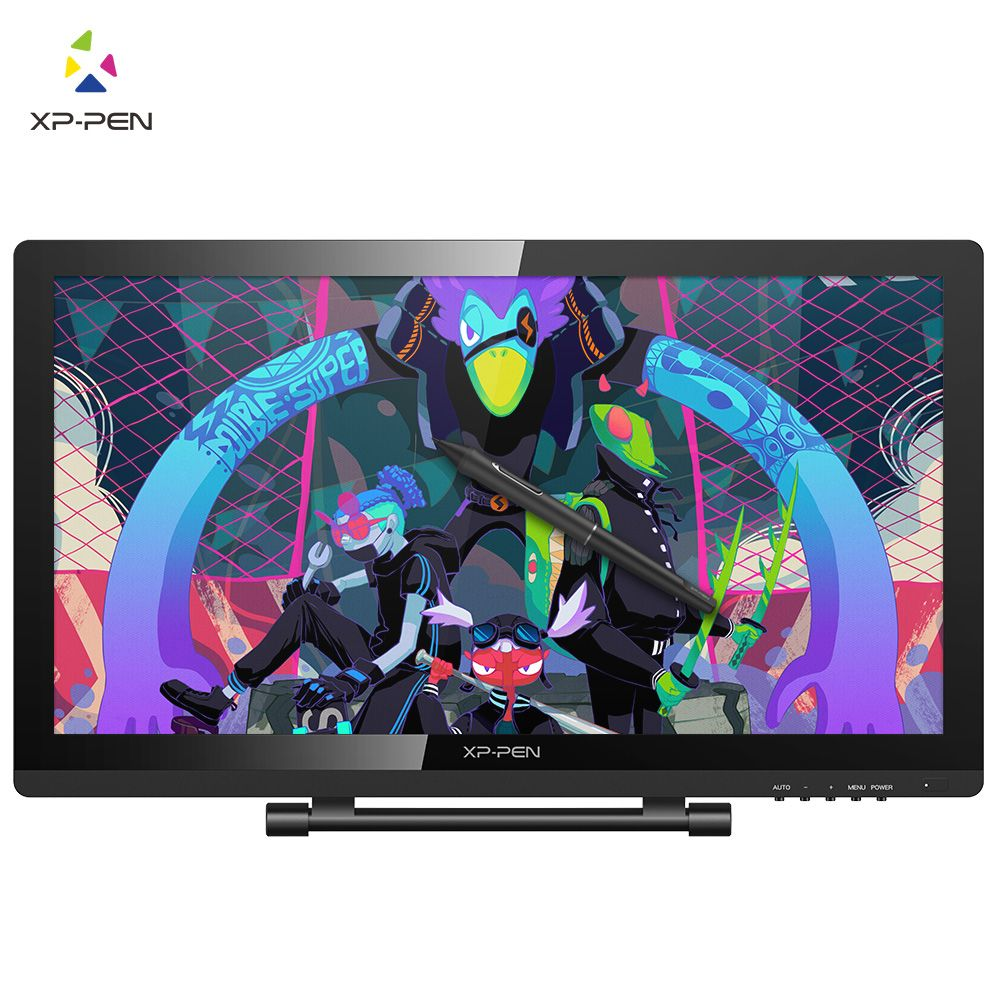 XP-Pen Artist22 Pro Drawing Pen Display 21.5 Inch Graphics Monitor 1920x1080 FHD Digital Drawing Monitor with Adjustable Stand a
