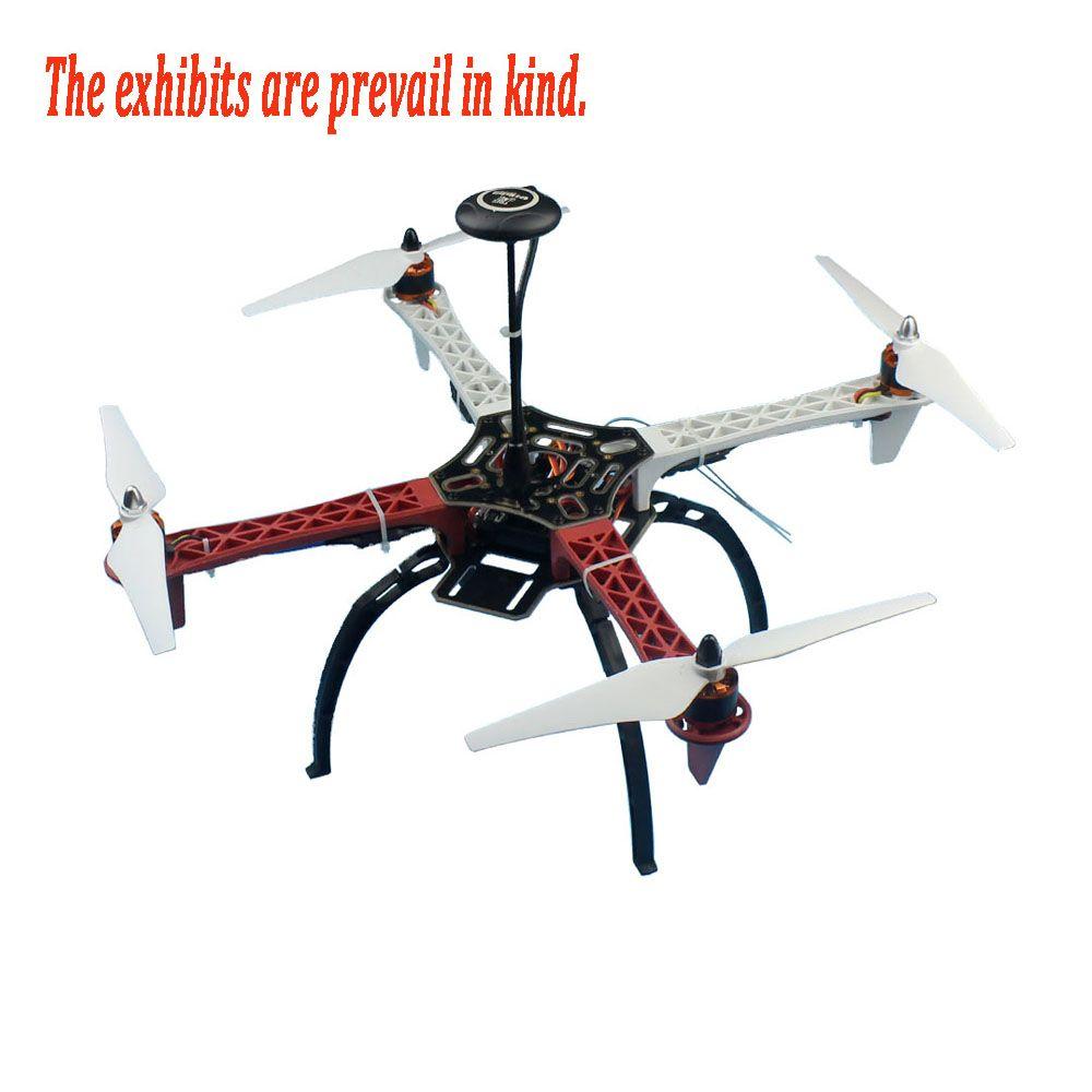 DIY GPS Drone RC Racer Quadcopter Flugzeuge Vollen Kit F450-V2 Rahmen APM2.8 920KV Flight Control Flysky FS-i6 Sender Batterie