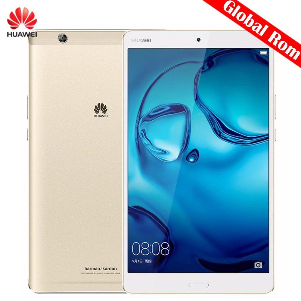 Original Official Global ROM Huawei MediaPad M3 BTV-W09 8.4 inch 4GB RAM 64GB ROM EMUI 4.1 Kirin 950 Octa Core GPS