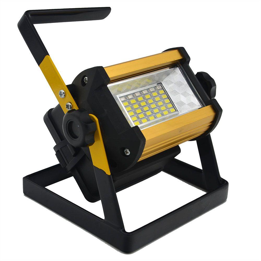 Newest Ultra Bright LED Flood Light 30W IPX67 Waterproof Floodlight Spotlight Outdoor Lighting Camping Lantern