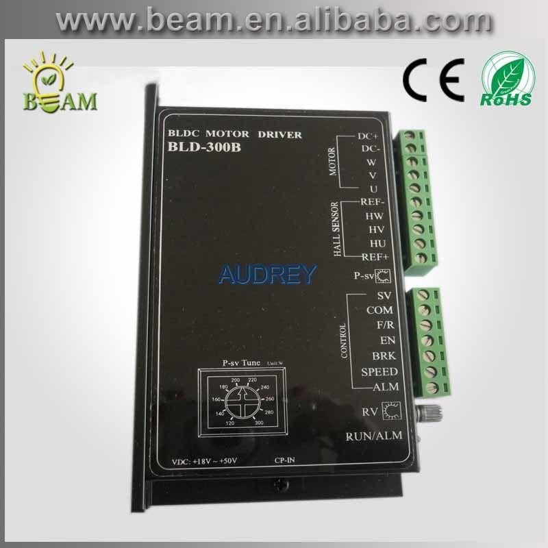 FREIES VERSCHIFFEN 24 V 36V48V 57mm Bldc-motor-treiber 300 Watt 18 V-50 V DC Brushless DC Controller BLD-300B