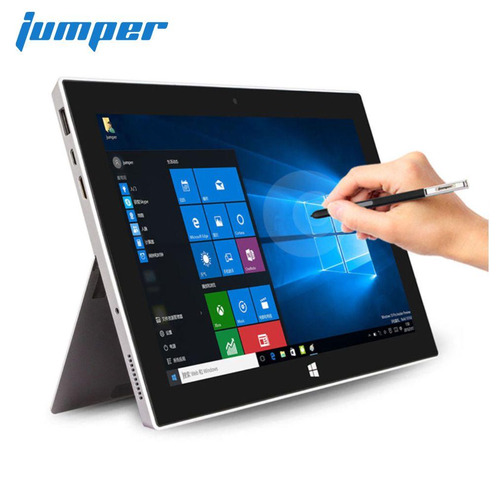 10,6 zoll handschrift 2 in 1 tabletten laptop Windows 10 Jumper EZpad 6 M4 IPS 1080 P Intel Kirsche Trail Z8350 4 GB 64 GB tablet pc