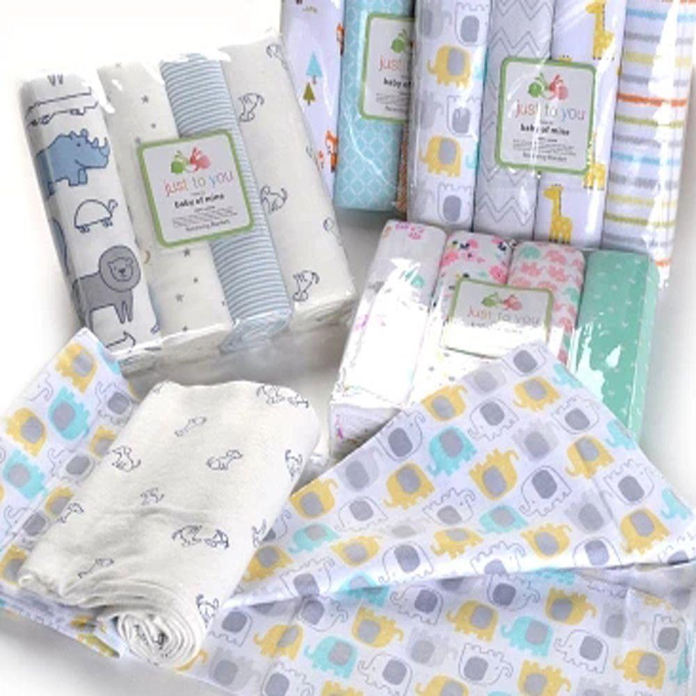 4 Pcs/Lot bébé couvertures nouveau-né mousseline couches 100% coton bébé Swaddle couverture pour les nouveau-nés photographie enfants mousseline lange d'emmaillotage