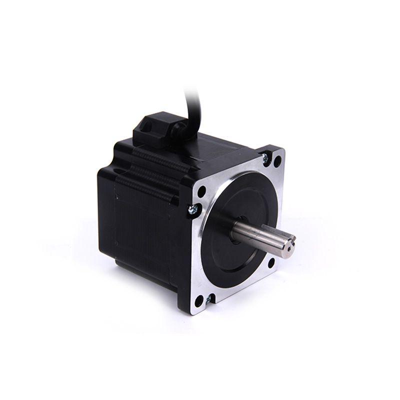Hohe drehmoment 86 Schrittmotor 2 PHASE 4-blei Nema34 motor 86BYGH1401 67,5 MM 6.0A 3.04N.M GERÄUSCHARM motor für CNC XYZ