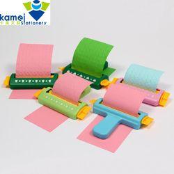 Nueva fantasía DIY herramienta de mano papel Relieves de papel arte de la máquina impresora para papel scrapbooking escuela bebé regalo yh49