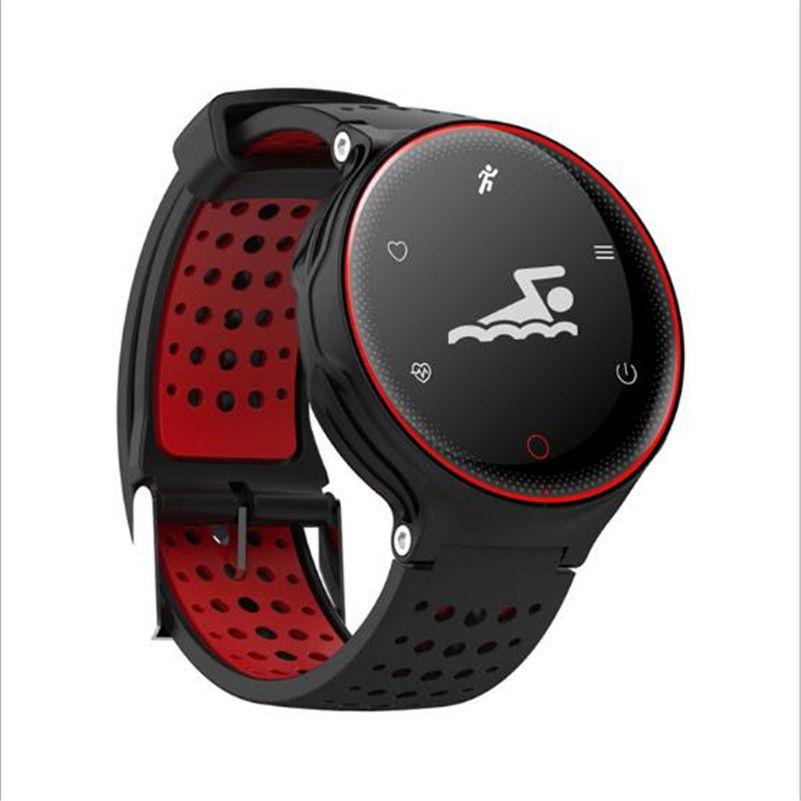 Hot sale sport bluetooth smart watch support Call reminder waterproof IP68 blood pressure heart rate smartband wristband