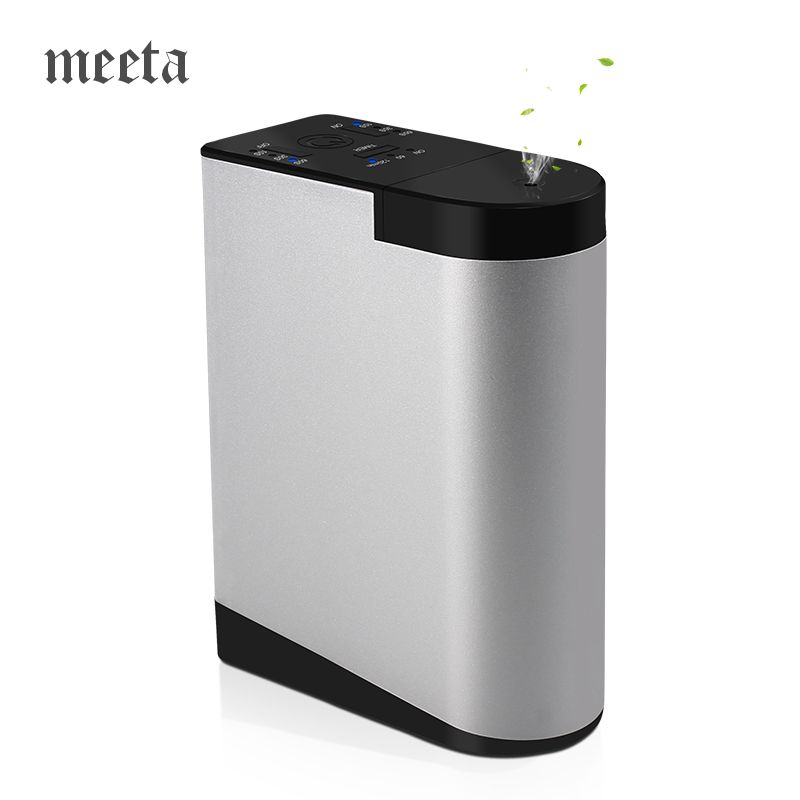 Waterless Aromaterapia Essential Oil Diffuser Portable Rechargeable Aromatherapy Diffuser Air Humidifier Auto Off Aroma Diffuser