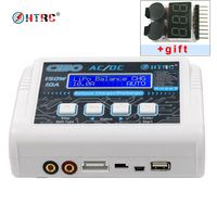 HTRC C150 AC/DC 150W 10A RC Balance Charger discharger for LiPo LiHV LiFe Lilon NiCd NiMh Pb battery