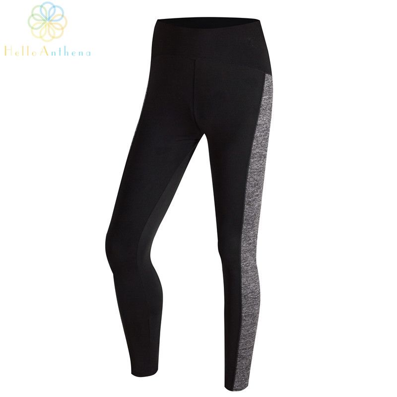 2016 Spring And Autumn Tights Women Sports Leggings Dance Running Fitness Yoga Joggers Pants Tropical Workout Trousers