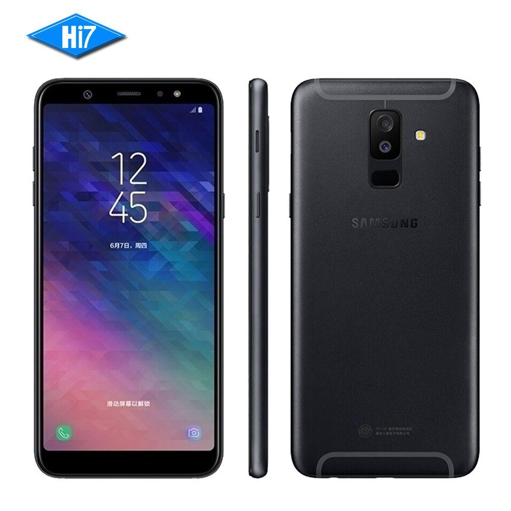 Neue Original Samsung Galaxy A9 Sta r Lite A6050 2018 4g RAM 64g ROM 24MP Vorne Kamera 3500 mah Dual Sim Octa Core-Handy