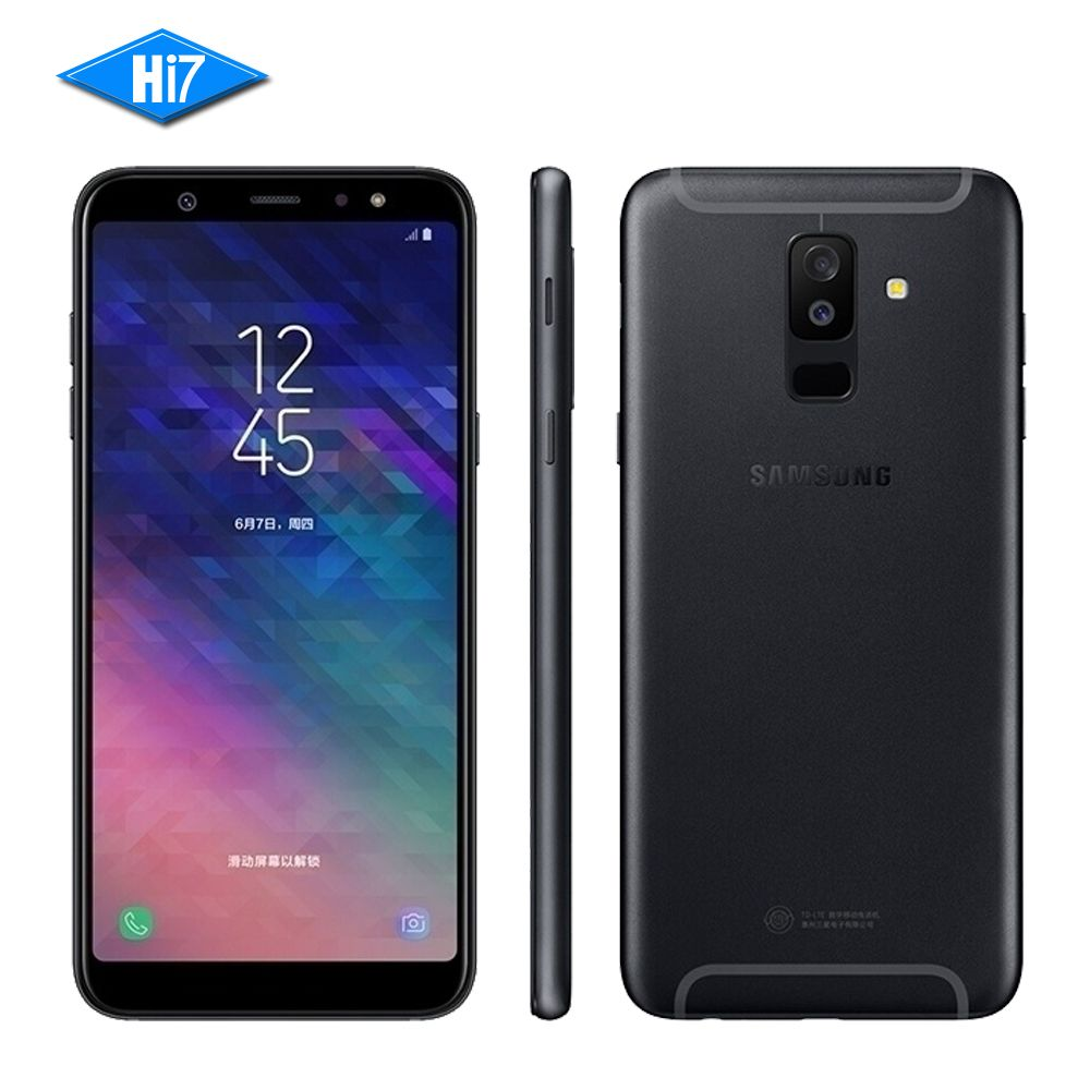 New Original Samsung Galaxy A9 Sta r Lite A6050 2018 4G RAM 64G ROM 24MP Front Camera 3500mAh Dual Sim Octa Core Mobile Phone