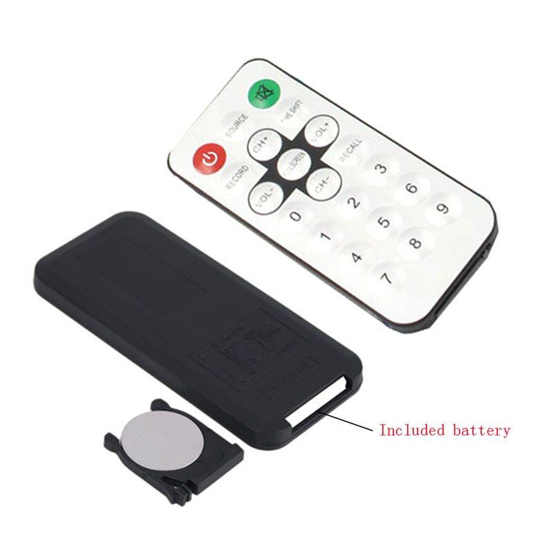 Mini USB DVB-T Digital TV HD Receiver Tuner Stick OSD MPEG-2/4 Für Laptop PC # L060 # neue heißer
