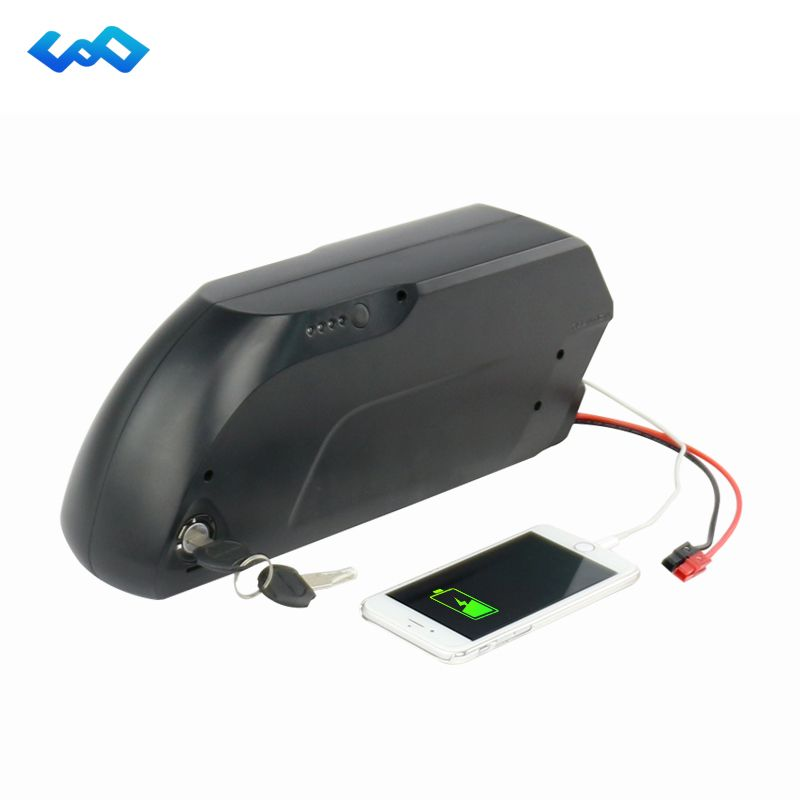 US EU AU No Tax High Capacity Down Tube E-Bike Battery 48V 17.5Ah Lithium ion Battery for Electric Bike 48V 1000W Motor