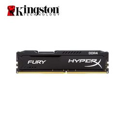 Original Kingston HyperX FURY 4 GB 8 GB 16 GB DDR4 2400 MHz escritorio memoria RAM CL15 DIMM 288- pin escritorio memoria interna para juegos