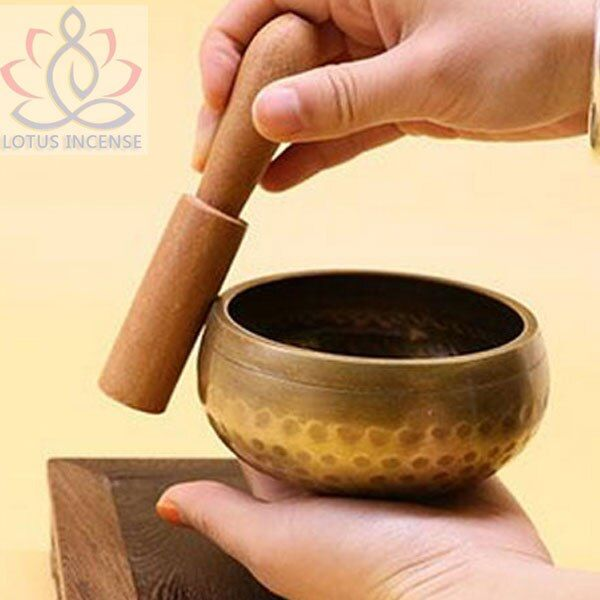 9,3 cm Meditation Klangschale Tibetischen Yoga Klangschalen Himalaya Handgehämmert Chakra Meditation Sound Massage Chakra ausgleich