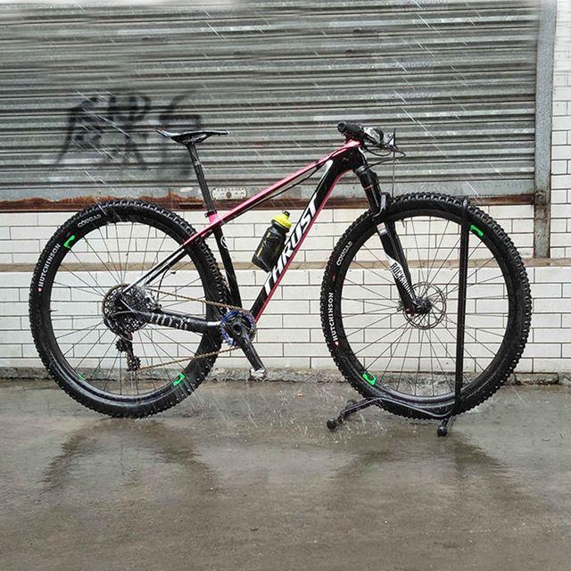 Mountainbike Carbon Fahrrad Rahmen 29er Carbon Fahrrad Rahmen Rosa 27.5er 15 17 19 Carbon MTB Rahmen BSA BB30 für fahrrad