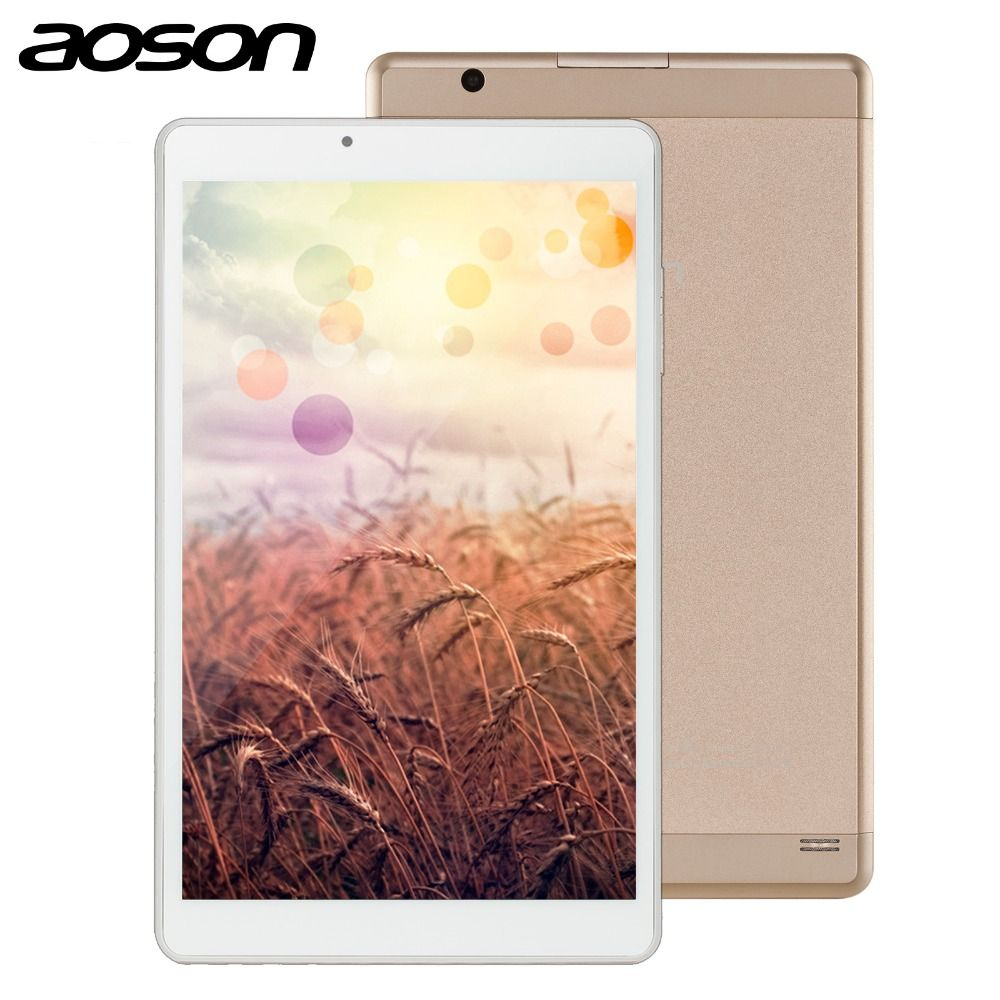 High <font><b>Speed</b></font> GPS smart 10.1 inch Quad Core 32GB Tablet Aoson R103 Android 6.0 Tablet 2GB RAM MTK8163 1280*800 Wifi PAD Metal Case
