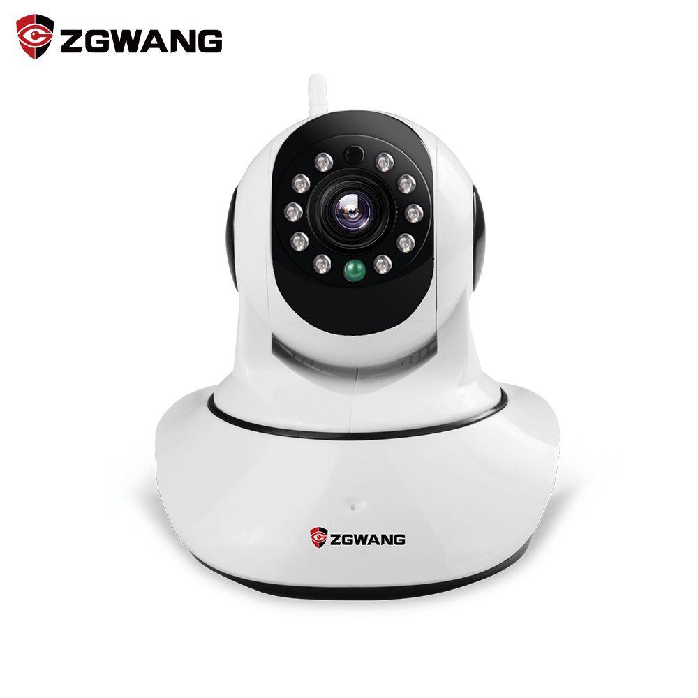 ZGWANG X6 Cámara IP Inalámbrica 720 P Red CCTV Cámara de Seguridad WiFi Wi-fi de Video Cámaras de Vigilancia de Corte IR Noche visión de Audio