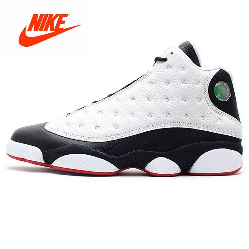 Original Neue Ankunft Authentic Nike Air Jordan Retro 13 Er Got Game herren Basketball-schuhe Turnschuhe Gute Qualität Sport Outdoor