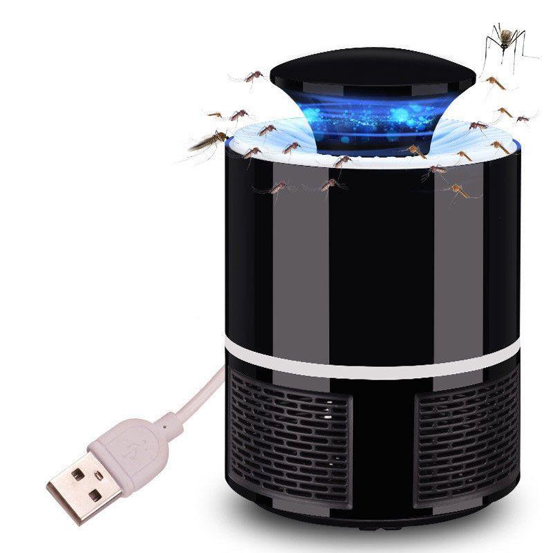 Lampe électrique tueur de moustiques LED Bug Zapper Anti moustique tueur lampe insecte piège lampe tueur maison salon lutte antiparasitaire