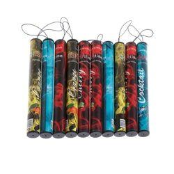 Fruits Flavor 500 Puffs Disposable Vapor Hookah Stick Pen Electronic Cigarette